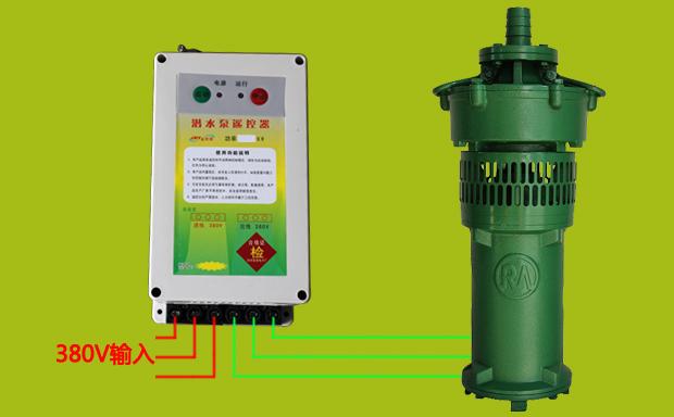 380V潜水泵遥控开关【3KW】不仅能够远程控制水泵、潜水泵等泵类产品的开启与关闭,还能够适用于电机设备的遥控控制,其基本参数如下所示: 额定功率:3.0KW 工作电压:380V 工作温度:-1050 工作频率:433MHz 发射功率:15mA 遥控距离:1700米 主机规格:21cm*13cm*11cm 手柄规格:13.